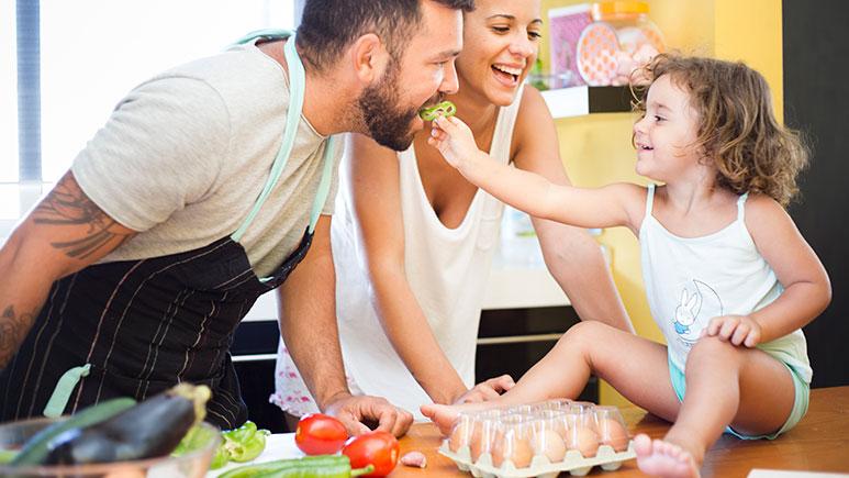 Cómo llevar a cabo una alimentación más saludable