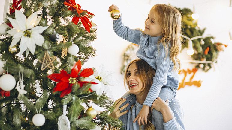 Consejos para combatir el estrés navideño
