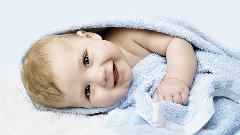 El baño del bebé. Cuidados y consejos