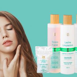 Descubre la nueva línea de limpieza facial de ia Cosmetics